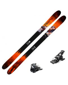 2020 Liberty Origin 96 Skis w/ Tyrolia Attack2 13 GW Bindings