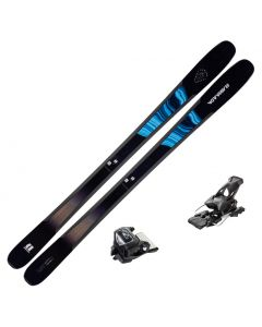 2020 Armada Tracer 98 Skis w/ Tyrolia Attack2 13 GW Bindings