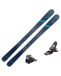 2020 Rossignol Experience 88 TI Women's Skis w/ Look NX 10 Bindings
