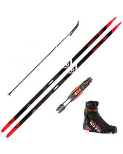 2020 Rossignol X-IUM R-Skin Skis w/ Rossignol X8 SC Boots and Poles