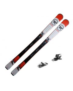 2019 Rossignol Pursuit 100 Skis w/ Xpress 10 Bindings