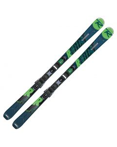 2020 Rossignol React R4 Sport Ca Skis w/ Xpress 10 Bindings