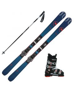 2020 Rossignol Experience 74 Skis w/ Nordica Cruise 70 Boots and Poles