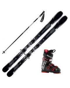 2020 K2 Konic 75 Skis w/ Tecnica Ten.2 70 Boots and Poles