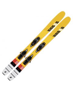 2020 K2 Mindbender Junior Skis w/ FDT Bindings