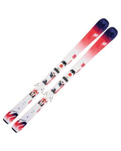 2020 K2 Anthem 76 Women's Skis w/ Marker ERP 10 Bindings