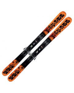 2020 K2 Junior Juvy Fastrak Skis w/ Marker FDT Bindings