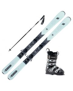 2021 K2 Anthem 75 Womens Skis w/ Nordica Cruise 65W Boot and Poles