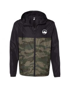 SkiEssentials Camo Windbreaker