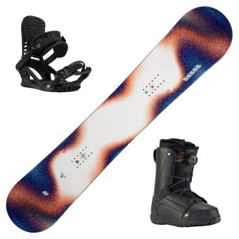 2022 K2 First Lite Women's Snowboard w/ Boots and Bindings
