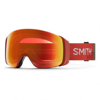 2022 Smith 4D Mag Asian Fit Goggle