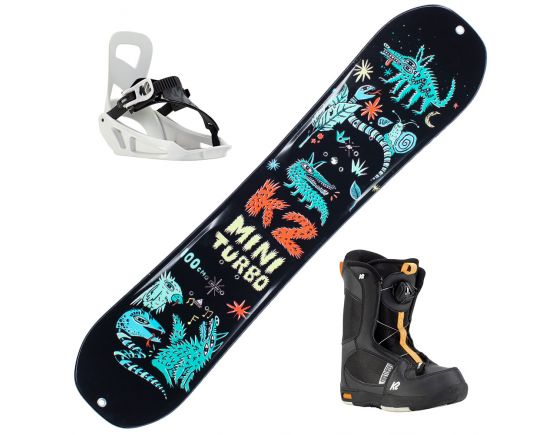Boy's Seasonal Snowboard Lease