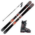 2019 Rossignol Experience 74 Skis w/ Tecnica Mach Sport 80 Boots and Poles