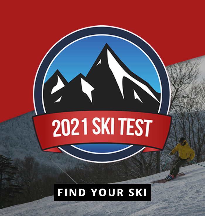 2021 Ski Test - Find Your Ski